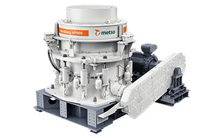 Metso Introduces Nordberg HP900 Cone Crusher for Increased Performance