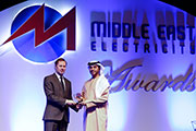 Middle East Electricity Awards Recognise Best in MENA Power Industry
