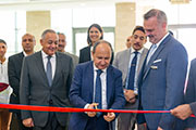 Minister of Trade and Industry Inaugurates the Big 5 Construct Egypt