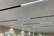 Modern Ceiling Systems for King Khalid International Airport