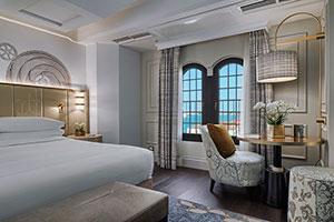 Molino Stucky, Industrial Archeology Becomes A Prestigious Hotel
