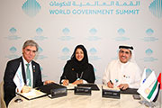 MoU signed for the region's first solar-driven hydrogen electrolysis facility