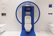 Multi-awarded winning Aquablade: A New Era in Flush Techniology