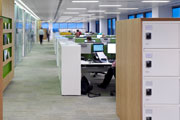 Multinationals to maximize office space in Gulf.