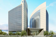 New Abu Dhabi Islamic Bank headquarters awarded green building certification.