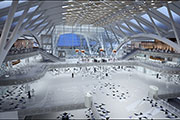 New airports under construction with amazing designs, facilities and technology