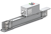 New busbar trunking system for high currents up to 6,300 ampere