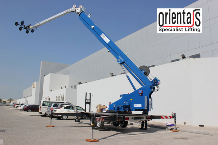 New Company: Orientals Specialist Lifting