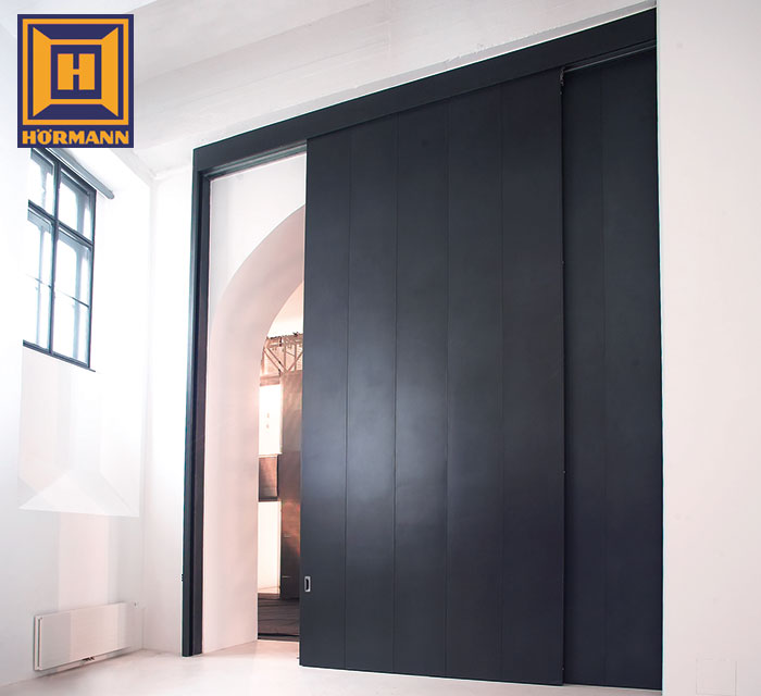 New fire and smoke-tight multi-purpose sliding doors