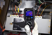 New Imaging All-in-One Multimeter for Safe & Effective Inspection