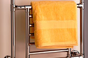 New Low Energy, Water Free Towel Warmers by Sterlingham'