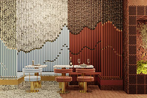 New Restaurant by Masquespacio - The Ultimate Fine Dining and Design Experience
