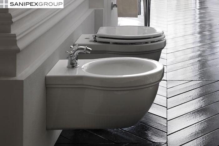 New Retro Nouveau range from Bagno Design