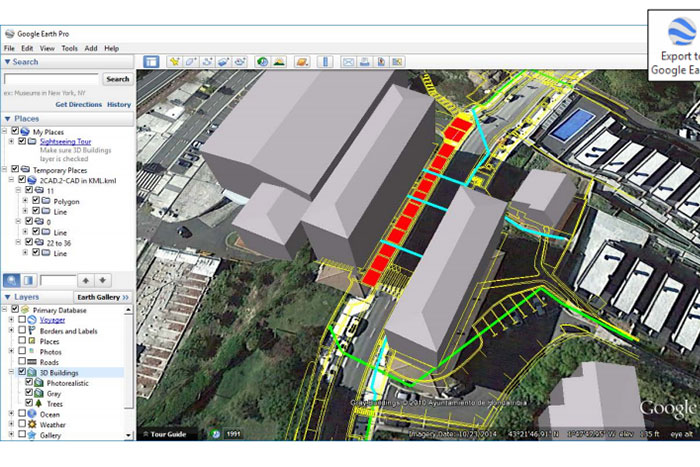 New Spatial Manager for BricsCAD