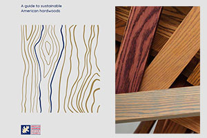 New Species Guide from American Hardwood Export Council
