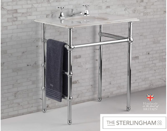 New Sterlingham website set to simplify bathroom fittings selection and design