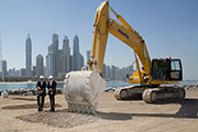 Omniyat Group and Drake & Scull Break Ground on the One at Palm Jumeirah