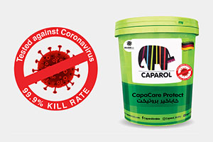 Only Paint in The Region to Be Laboratory Tested and Proven to Fight Coronavirus