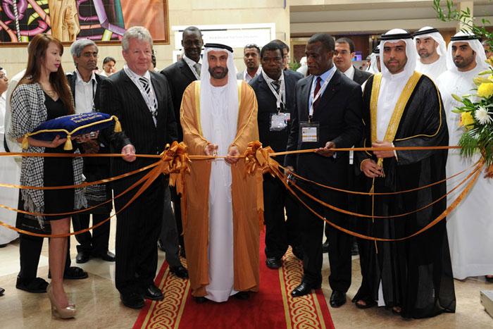 Opening Of Biggest Ever 'Dubai WoodShow'2