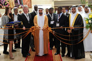 Opening of biggest ever 'Dubai WoodShow'