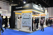 Panasonic is showcasing its latest sustainable living concepts for the region at MEE 2017
