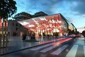 Penetron Helps Raise The Curtain At New Italian Theater