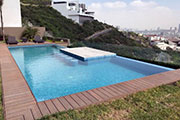 Penetron is the Standard for Exclusive Luxury Pools in Mexico