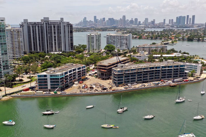 Penetron Technology Delivers Durability At Bella Isla