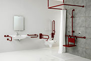 Ponte Giulio launches their 'Safe Bathroom' line on the BIMobject Portal