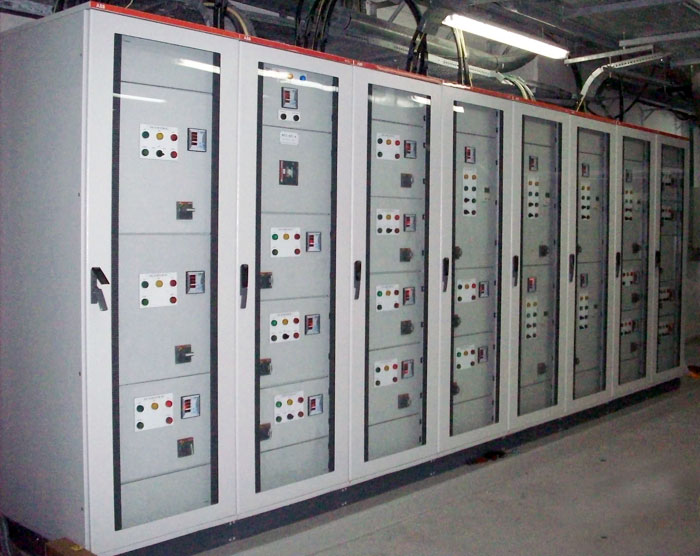 Motor Control Centers Powertech Switchgear Industries