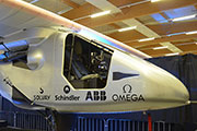 Premiere for futuristic aircraft - Bayer materials on board