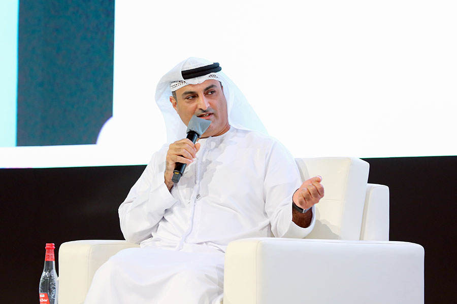 Majid Al Marri, CEO, Real Estate Registration & Services Sector, DLD