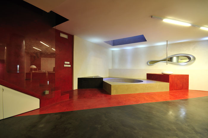 Pss Decorative Flooring Coating Pss Preferred