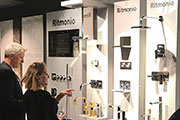 Ritmonio: Italian Luxury Brands in the showroom of Purity Trading in Dubai