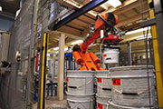 Robotic Innovations Revitalise Resin Flooring Production