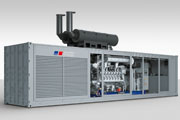 Rolls-Royce to showcase high and medium-speed gas and diesel engines at Middle East Electricity