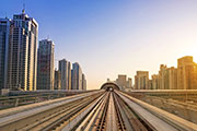 Saft battery systems are ready to take the desert heat for Doha Metro