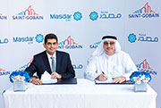 "Saint-Gobain chooses Masdar City to build first  ""Multi-Comfort House"" in the Middle East"