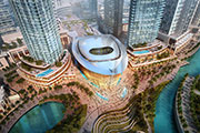 Sanipex bathroom solutions chosen for Dubai's first opera house
