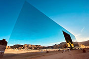 Saudi Arabia's Maraya Concert Hall is World's Largest Mirror-Clad Building