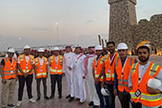 Saudi Engineers Contribute to Presentation of Revived Souk Okaz