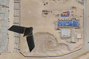 Saudi's Construction Sector to See Faster Recovery with The Utilization of Drones