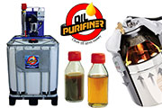 Save Up To 200,000 USD a Year on Hydraulic Oil with a Purifiner Recycling Centre