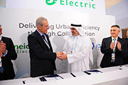 Schneider Electric Closes Deal to Move into Masdar City the First Half of 2014