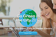 Schneider Electric Opens Submissions for Student Challenge 'Go Green in the City'