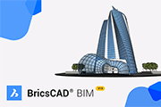See how BricsCAD can simplify the BIM workflow, and save you costs