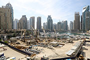 Select Group Awards AED 1 Billion Contract for Marina Gate Development