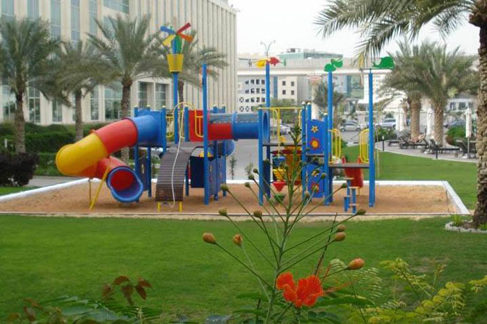 Shades & Surfaces have added Play Equipment to its product range