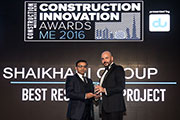 Shaikhani Group bags coveted construction industry awards for excellence
