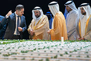 Sheikh Sultan Al Qasimi Launches AED 2 Billion 'Sharjah Sustainable City' Project